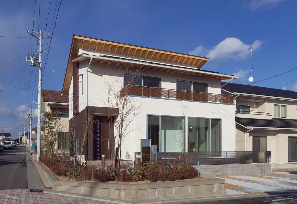 ゼロエネルギーの家